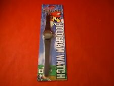 Super Mario Nintendo 64 N64 Hologram Watch BRAND NEW Sealed Mario Holographic