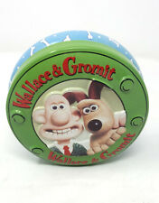 Vintage Wallace and Gromit Tin
