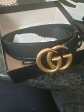 Genuine Gucci Women Belt New With Receipt