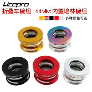 LitePro 44mm Internal Sealed Bearing Headset for Dahon Folding Bike BYA412 P18