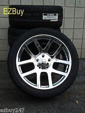 "22"" Dodge Ram 1500 SRT10 Style Chrome Wheels and 305-40-22 Nexen Tires 2223"