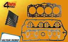 VW 1.9 TDI GOLF CADDY BORA  JETTA POLO REINZ CYLINDER HEAD GASKET SET BOLT KIT