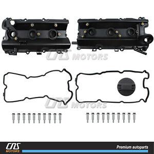 ⭐Valve Cover & Gaskets & Bolts Cap⭐ for 03-08 Infiniti FX35 G35 M35 Nissan 350Z