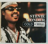 STEVIE WONDER - FRENCH ONLY PROMO - COLD CHILL (EDIT) ♦ MAXI-CD ♦