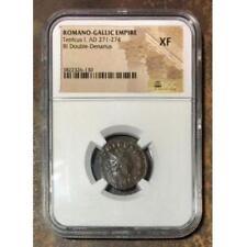 Romano-Gallic Empire Tetricus I, AD 271-274 NGC XF #613063
