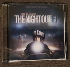 MARTIN SOLVEIG - The night out EP CD-R (Kontor, 2012) rare 4track Radio Promo