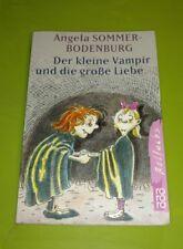 Der kleine Vampir und die große Liebe Sommer-Bodenburg, Angela: