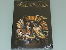 Wonderland - s/t self - RARE '02 OOP Digipak cd Angra Labyrinth SEALED