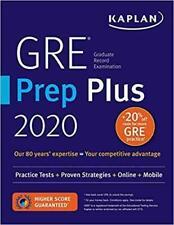 GRE Prep 2020 Edition
