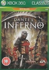 Dante's Inferno Classics Xbox 360 Dantes * NEW SEALED PAL *