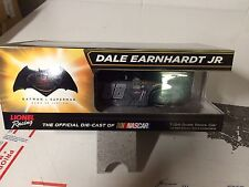 Dale Earnhardt Jr Autographed 88 2016 Batman VS Superman  Nationwide 1/24 Action
