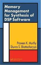 Memory Management for Synthesis of DSP Software-ExLibrary