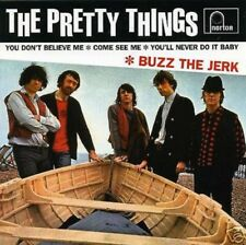 "PRETTY THINGS Buzz Jerk 7"" 45 NEW psych electric banana kinks who rolling stones"