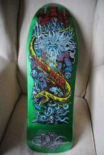 Santa Cruz Jason Jessee Neptune skateboard deck reissue