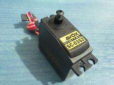 Nitro 1/10-1/8 HOBAO HYPER SAVOX Num SC-0352 Throttle Servo Neuf