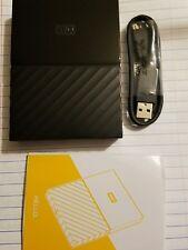 Western Digital My passport 4tb Portable Extrnal HDD 4TB