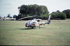3/997 Aérospatiale Gazelle Army Kodachrome Slide