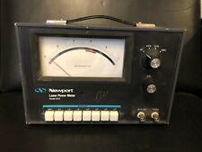 Newport Research Corporation Model 820 Analog Laser Power Meter