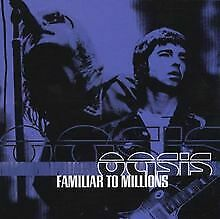 Familiar to Millions-the Highlights von Oasis | CD | Zustand gut