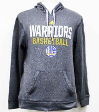 Genuine Mens Medium adidas Climawarm Golden State Warriors NBA Basketball hoodie