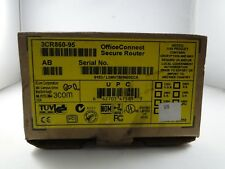 3Com OfficeConnect Secure Router In box opened and tested with acces 00004000 sories