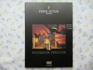 *   Erwin Sattler UHR - München   DVD - *13 Minuten**