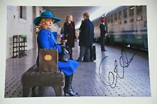 Gillian Anderson signed 20x30cm Hannibal Foto Autogramm / Autograph in Person