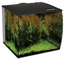 Fluval Flex 57l Aquarium Komplettset schwarz