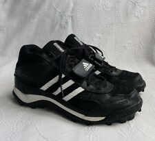 ADIDAS Men's Corner Blitz 7 MD Mid-Top Trainers Shoes. Black. Size UK 9.5, US 10
