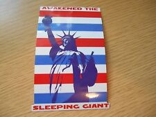 Awakened The Sleeping Giant, Sticker-Decal