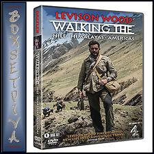 Levison Wood Walking The Nile Himalayas Americas (levison Wood) DVD R4