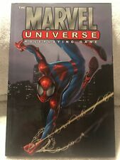Marvel Marvel Universe RPG Marvel Universe Roleplaying Game, The HC NM