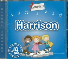 PERSONALISED SONGS AND STORIES FOR KIDS CD - HARRISON