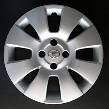 "4 Enjoliveurs enjoliveurs TOYOTA YARIS 2006 in avant 15"" LOGO CHROME"