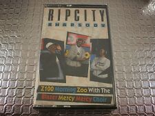 Rip City Rhapsody Cassette Z100 Portland Trail Blazers U-KREW 1990 RAP HIP HOP