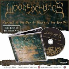 """Woods Of Ypres """"Pursuit Of The Sun & Allure Of The Earth"""" CD - NEW!"""