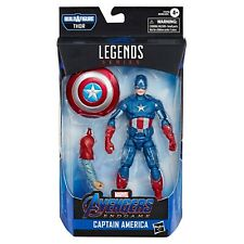 Avengers Marvel Legends 6-Inch Action Figures - Captain America