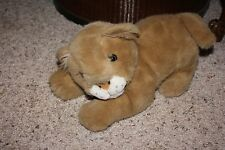 "WESTCLIFF Collection PAF Plush Lion Cub 11"" Lovey Stuffed Made In Korea  #U2"