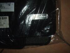 MERCEDES BENZ ORIGINALE W/S 202 C Classe RHD velluto tappetini nero NUOVO OVP