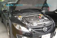 08-12 Mazda6 Mazda 6 GH Ruiyi Sedan Hatchback Black Strut Bonnet Hood Damper