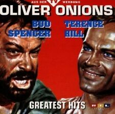 OLIVER ONIONS-BUD SPENCER/TERENCE HILL-GREATEST HITS  CD  SOUNDTRACK  NEU