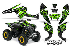 ATV Decal Graphic Kit for Can-Am Renegade 500/800/1000 All Years MALICE GREEN