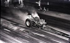 Allison-Crow Jr Fuel Dragster - Vintage 35mm Racing Negative