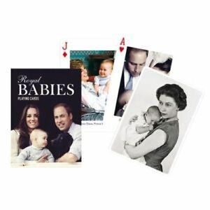 Royal Babies Set of 52 Playing Cards + jokers (gib)