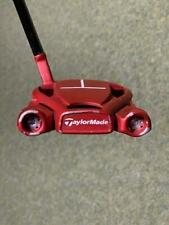 New listing TaylorMade Spider Tour Red T-Sight-line Putter, Good Condition, Right (35 Inch)