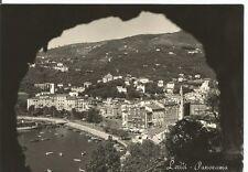 160741 LA SPEZIA LERICI Cartolina FOTOGRAFICA viaggiata 1955
