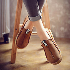 Women Shoes Flats Shoes Loafers Oxford Shoes Casual Driving Sneakers Plus Size