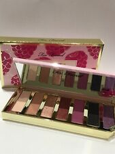 Too Faced Razzle Dazzle Berry Eyeshadow Palette BNWB Authentic