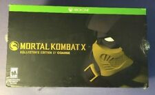 Mortal Kombat X [ Collector's Edition ] (XBOX ONE) NEW
