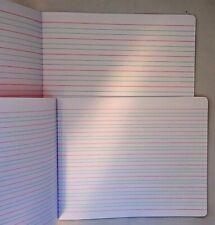 Síndrome aprender a escribir libros de ejercicio Ideal Para El Hogar escolarización de 40 páginas B2 & B4